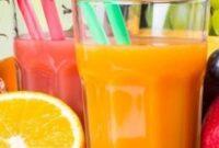 7 jenis jus buah