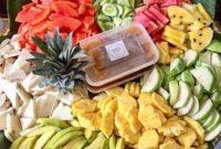 Manfaat buah bedasarkan warna