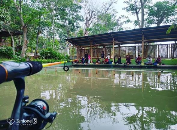 Tempat Pemancingan di Tangerang Kampung Kelapa