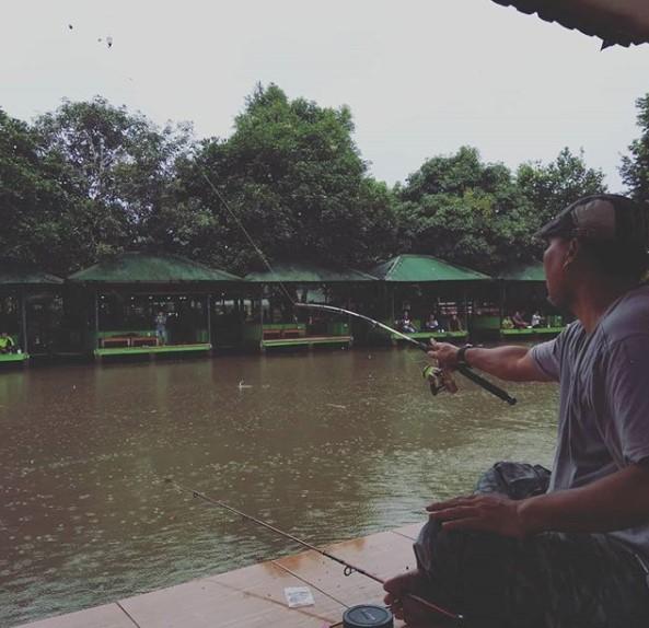 Tempat Pemancingan di Tangerang Lubana Sengkol